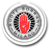 Borrani Wheels Logo